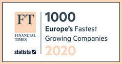 logo financial time per aziende in crescita